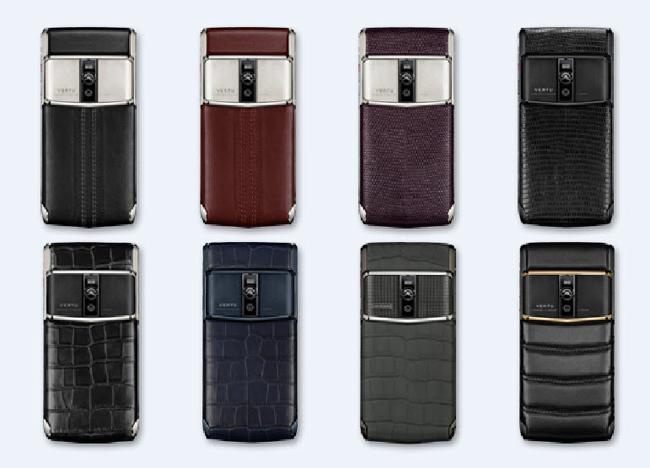 Đây là chiếc smartphone thực sự khi được cấu thành từ vật liệu cao cấp Titanium, và màn hình sapphire 130 cara mà nhà sản xuất Vertu sử dụng cho  body  của máy. Thêm vào đó, người mua cũng có thể lựa chọn vỏ bọc da bê, da thằn lằn hoặc cá sấu tùy theo sở thích.