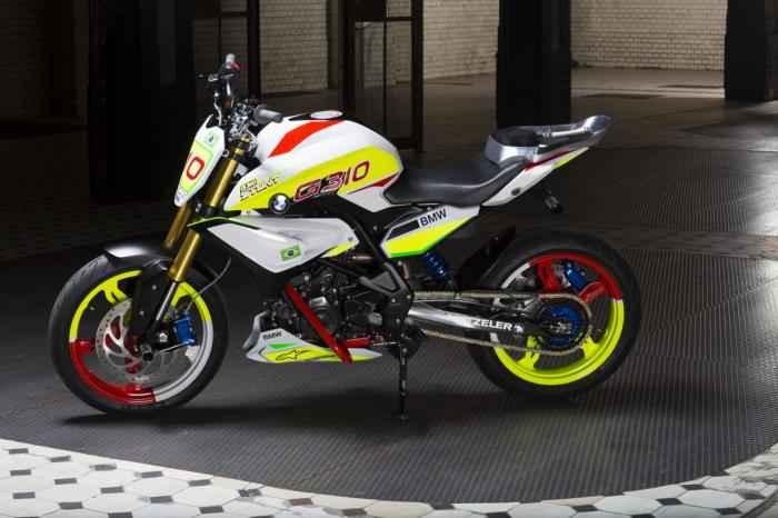 """Soi """"chất lừ"""" của siêu xe mô-tô Concept Stunt G 310 - 1"""