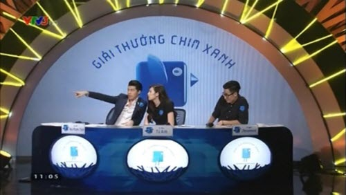 """GS Xoay nói về cuộc thi lập trình game """"Chim Xanh"""" - 1"""