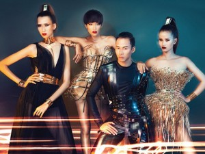 Người mẫu - Hoa hậu - VNTM: Hồi hộp chờ tân quán quân trước thềm chung kết