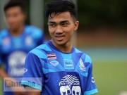 """Bóng đá - """"Messi Thái Lan"""" háo hức so tài Công Phượng"""