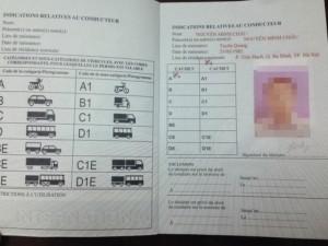Tin tức trong ngày - Chưa thể cấp giấy phép lái xe quốc tế