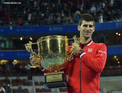 Nole vô địch China Open: Xin đừng trách Nadal! - 2