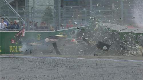 F1. Russian GP: Cuộc đua của những bi kịch liên hoàn - 2