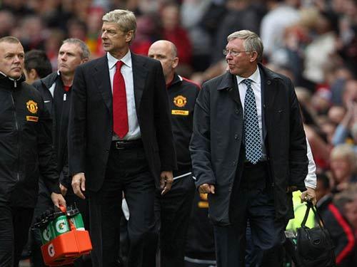 """Sir Alex: """"Không ai giỏi hơn Wenger để dẫn dắt Arsenal"""" - 1"""