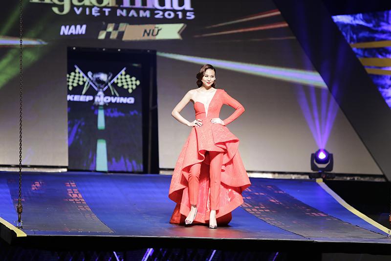Chung kết Người mẫu Việt Nam: Đẹp nhưng chưa đã - 3