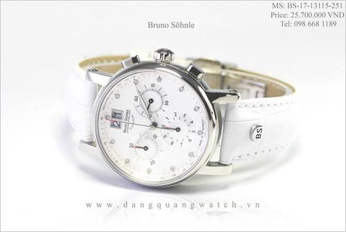 Đồng hồ nữ Bruno Sohnle - thay lời muốn nói dịp 20/10 - 1