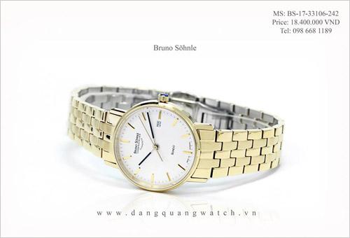 Đồng hồ nữ Bruno Sohnle - thay lời muốn nói dịp 20/10 - 10