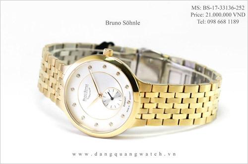 Đồng hồ nữ Bruno Sohnle - thay lời muốn nói dịp 20/10 - 7