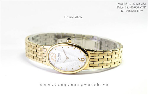 Đồng hồ nữ Bruno Sohnle - thay lời muốn nói dịp 20/10 - 9