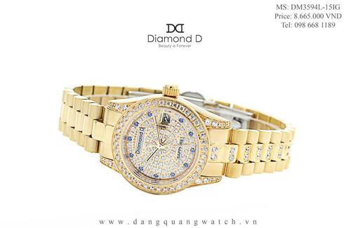 85 mẫu đồng hồ nữ đẹp và đẳng cấp cho 20-10 - 1