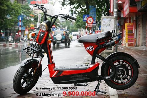 Ra mắt xe điện 133+ nhập khẩu với giá chỉ 9,9 triệu đồng - 2