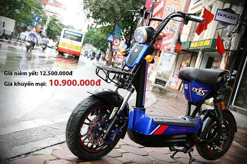 Ra mắt xe điện 133+ nhập khẩu với giá chỉ 9,9 triệu đồng - 3