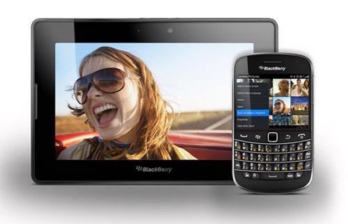 BlackBerry PlayBook 32GB kết nối 3G giá 2 triệu đồng - 1
