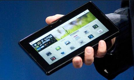 BlackBerry PlayBook 32GB kết nối 3G giá 2 triệu đồng - 4