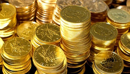 Đầu tuần vàng đi ngang, tỷ giá tăng trở lại - 1