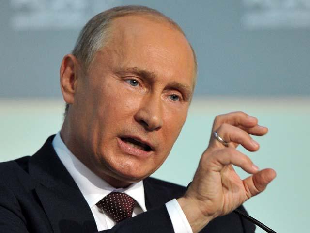 Ông Putin tiết lộ mục đích của chiến dịch không kích ở Syria - 1