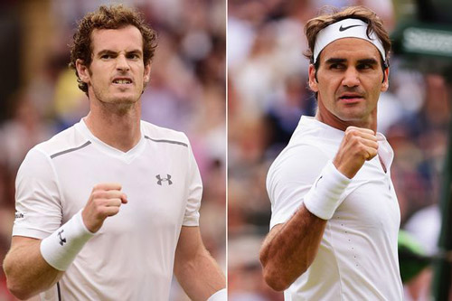BXH tennis 12/10: Vượt Federer, Murray lên số 2 - 1