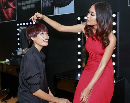 Trang Khiếu đã hết bất hòa với Người mẫu Việt Nam? - 5