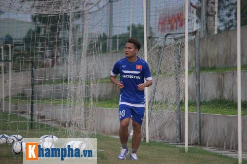 """HLV Miura loại """"Ronaldo Việt Nam"""" ở trận đấu Thái Lan - 1"""