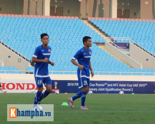 """HLV Miura loại """"Ronaldo Việt Nam"""" ở trận đấu Thái Lan - 2"""