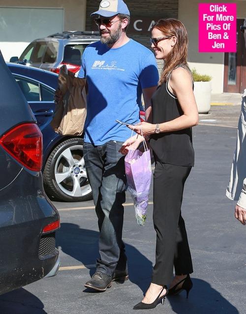 Jennifer Garner mang thai sau khi ly thân Ben Affleck - 1