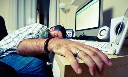 5 tác hại do thiếu ngủ gây ra - 1
