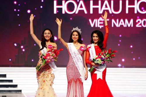 Khám phá vương miện 2,2 tỷ đồng của HH Phạm Thị Hương - 1