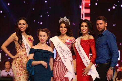 Khám phá vương miện 2,2 tỷ đồng của HH Phạm Thị Hương - 6