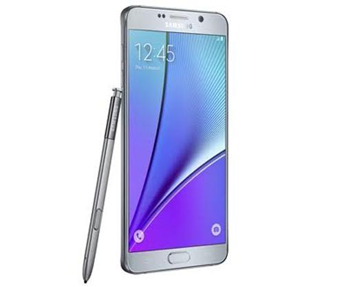 Ra mắt Galaxy Note 5 phiên bản màu bạc Titanium - 1