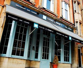 """Những nhà hàng """"bá đạo"""" nhất nước Anh - 5"""