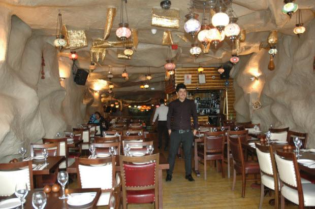 """Những nhà hàng """"bá đạo"""" nhất nước Anh - 2"""