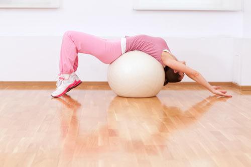 Yoga DOME ball - sự nâng đỡ hoàn hảo lấy lại vóc dáng sau sinh - 2