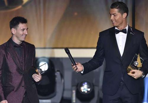 Chỉ Messi mới giúp Ronaldo vượt qua bản thân - 1