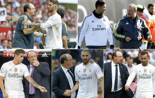 """Real & tháng """"giông bão"""": Lại chờ Benitez xoay tua - 1"""