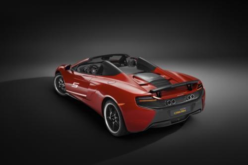 Mê mẩn với mẫu xe McLaren 650S Spider bản đặc biệt - 2