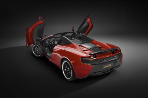Mê mẩn với mẫu xe McLaren 650S Spider bản đặc biệt - 3