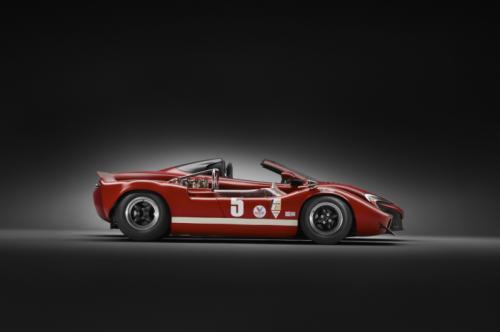 Mê mẩn với mẫu xe McLaren 650S Spider bản đặc biệt - 4
