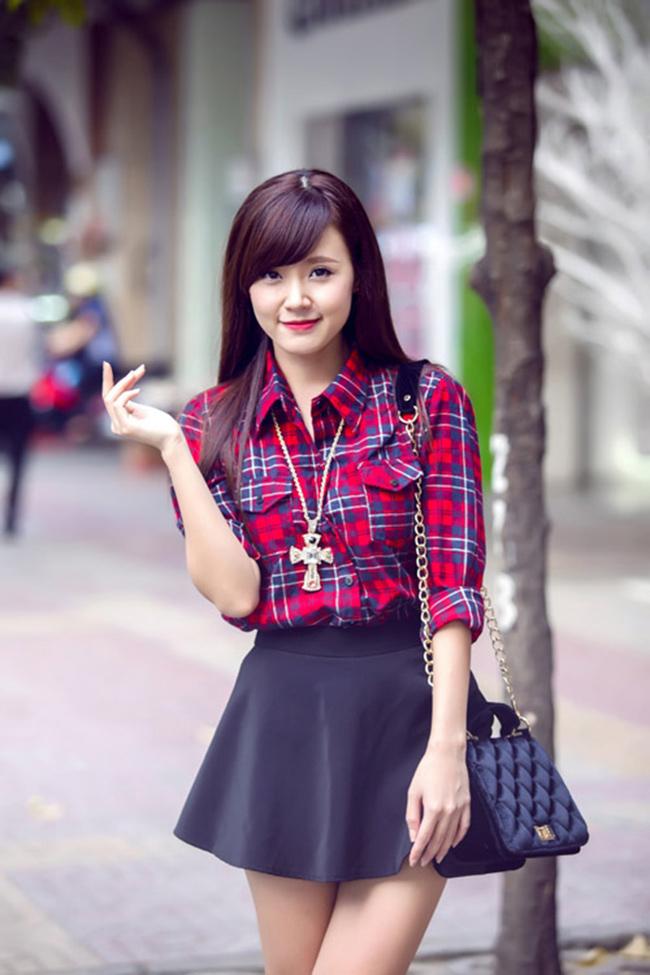 Trước khi đính hôn, cái tên Midu đã được công chúng Việt yêu thích vì lối sống sạch không scandal