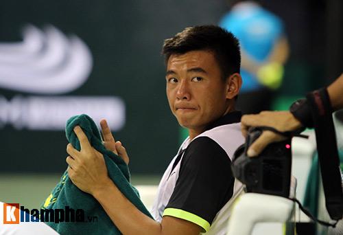 Cặp Hoàng Nam - Nagal thất thủ ở vòng đầu VN Open 2015 - 1