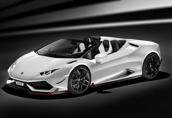 """RevoZport tung ra gói độ """"hô biến"""" Lamborghini Huracan siêu mạnh - 1"""