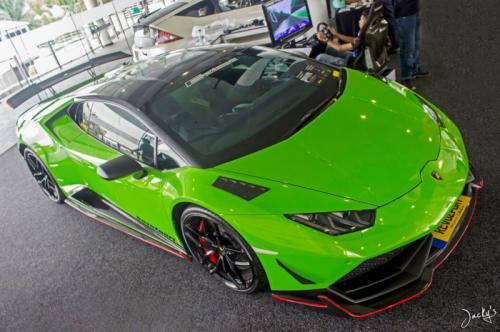 """RevoZport tung ra gói độ """"hô biến"""" Lamborghini Huracan siêu mạnh - 3"""