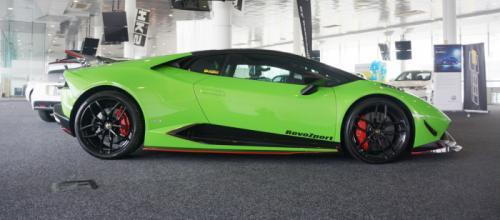 """RevoZport tung ra gói độ """"hô biến"""" Lamborghini Huracan siêu mạnh - 5"""