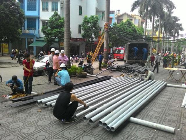 Cần nửa tháng khắc phục sự cố cháy chung cư Xa La - 1