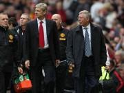 """Bóng đá - Sir Alex: """"Không ai giỏi hơn Wenger để dẫn dắt Arsenal"""""""