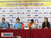 """Bóng đá - Thái Lan """"thách"""" tuyển Việt Nam đấu đôi công"""