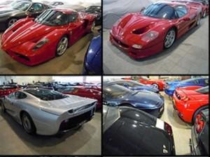 """Tài chính - Bất động sản - """"Choáng"""" với tài sản của người sở hữu hơn 7000 siêu xe"""