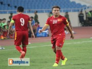 """Bóng đá - HLV Miura loại """"Ronaldo Việt Nam"""" ở trận đấu Thái Lan"""