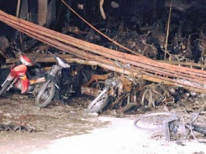 Tin tức trong ngày - Cháy chung cư Xa La: Không có chuyện 1.000 xe máy bị thiêu rụi