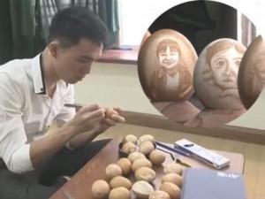 Chàng sinh viên kiếm 20 triệu mỗi tháng nhờ điêu khắc